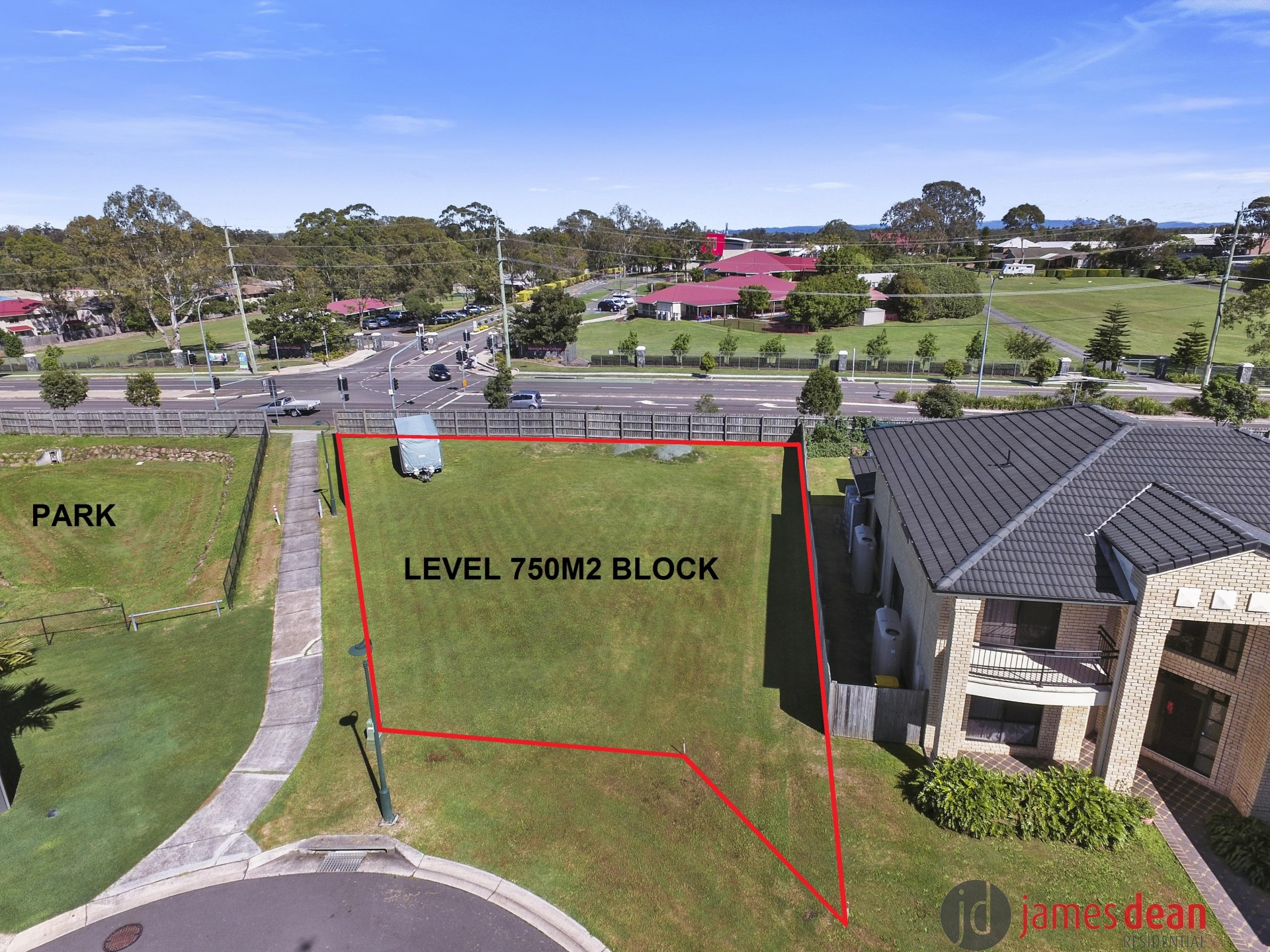 Often Sought – Rarely Found – 750sqm Block