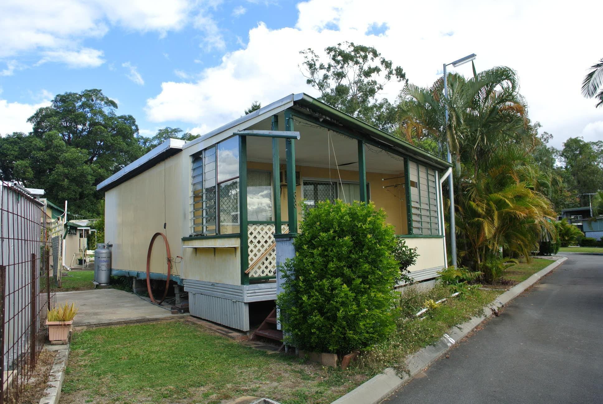 Park Approved Relocatable Home